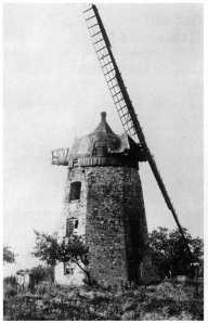 Wheatley Windmill, 1927