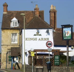 Kings Arms, Wheatley
