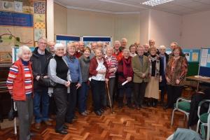 Wheatley Society Founder Members - 40th Anniversary